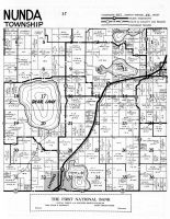 Nunda Township, Bear Lake, Emmons, Lower Twin Lake, Freeborn County 195x